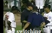 Switch Hitter vs Switch Pitcher