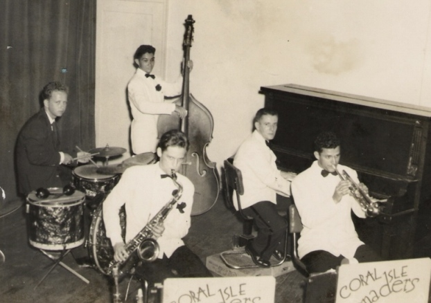 Coral Isle Serenaders playing at the Elks Club and Parrish Hall on Bahama St. ; Submitted by Jackne Drudge