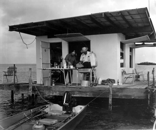 Shack at Boca Grande, back in the day