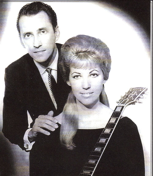 Doug Tarrant and Sundee Tarrant (1964)