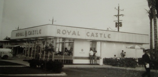 The new Royal Castle 1963; Submitted by Bill